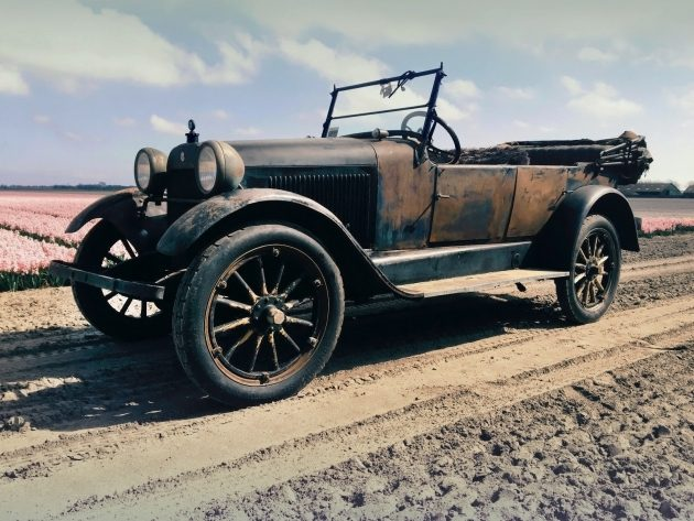 041316 Barn Finds - 1920 Chalmers 35C - 2