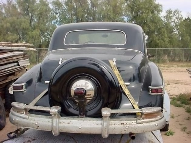 041316 Barn Finds - 1948 Lincoln Continental - 4