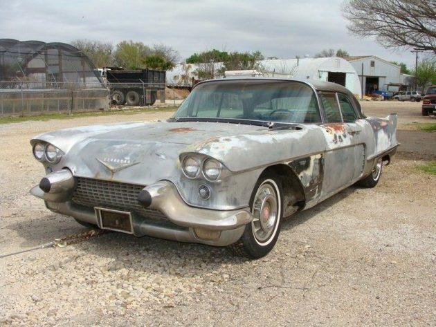 041316 Barn Finds - 1958 Cadillac Eldorado Brougham - 1