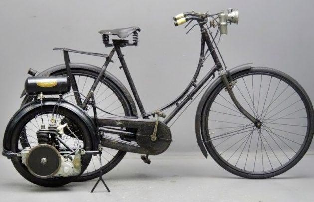 041416 Barn Finds - 1914 BSA Auto-Wheel - 1