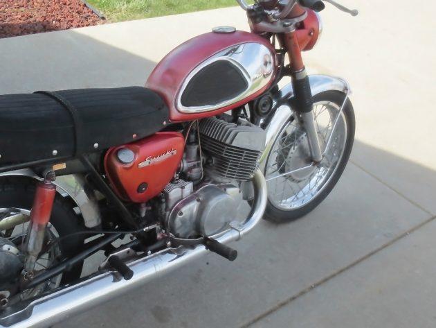 041416 Barn Finds - 1965 Suzuki T500 - 4