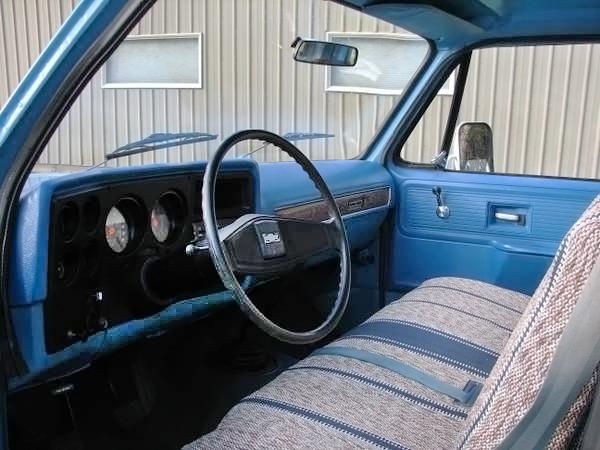 041416 Barn Finds - 1977 Chevrolet pickup - 4
