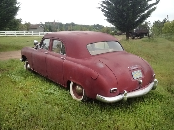 041516 Barn Finds - 1947 Kaiser Special - 3