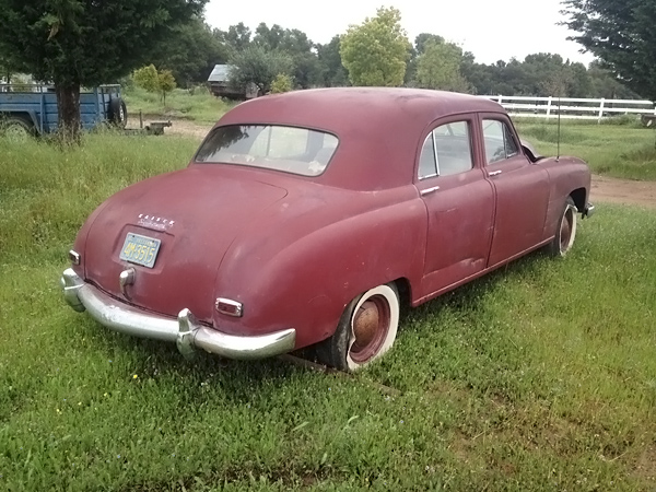 041516 Barn Finds - 1947 Kaiser Special - 6