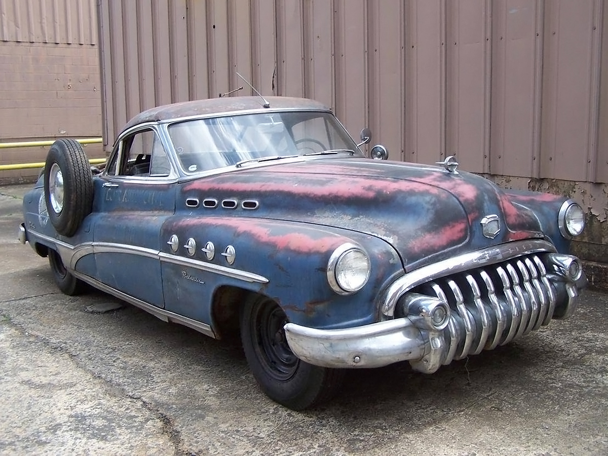 Big Tow 1950 Buick Roadmaster Custom Wrecker
