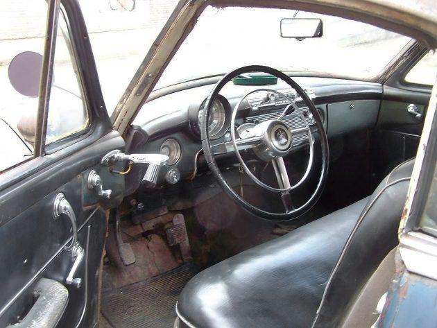 041516 Barn Finds - 1950 Buick Roadmaster Harley Earl Custom Wrecker - 4