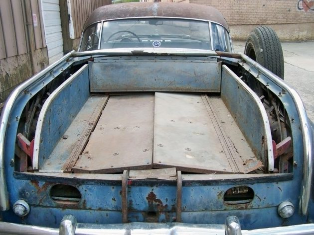 041516 Barn Finds - 1950 Buick Roadmaster Harley Earl Custom Wrecker - 5