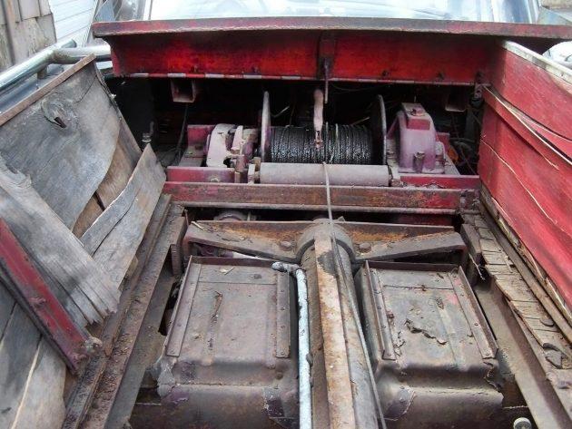 041516 Barn Finds - 1950 Buick Roadmaster Harley Earl Custom Wrecker - 6