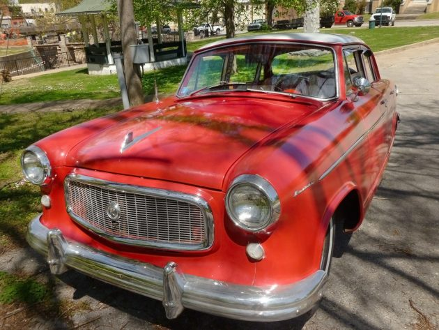 041516 Barn Finds - 1960 AMC Rambler Custom - 1