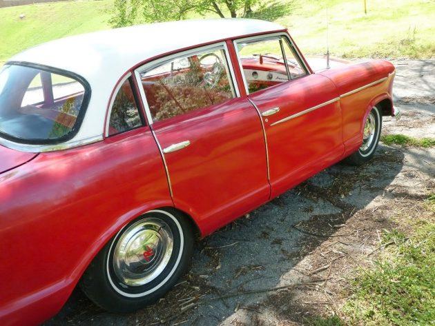 041516 Barn Finds - 1960 AMC Rambler Custom - 2