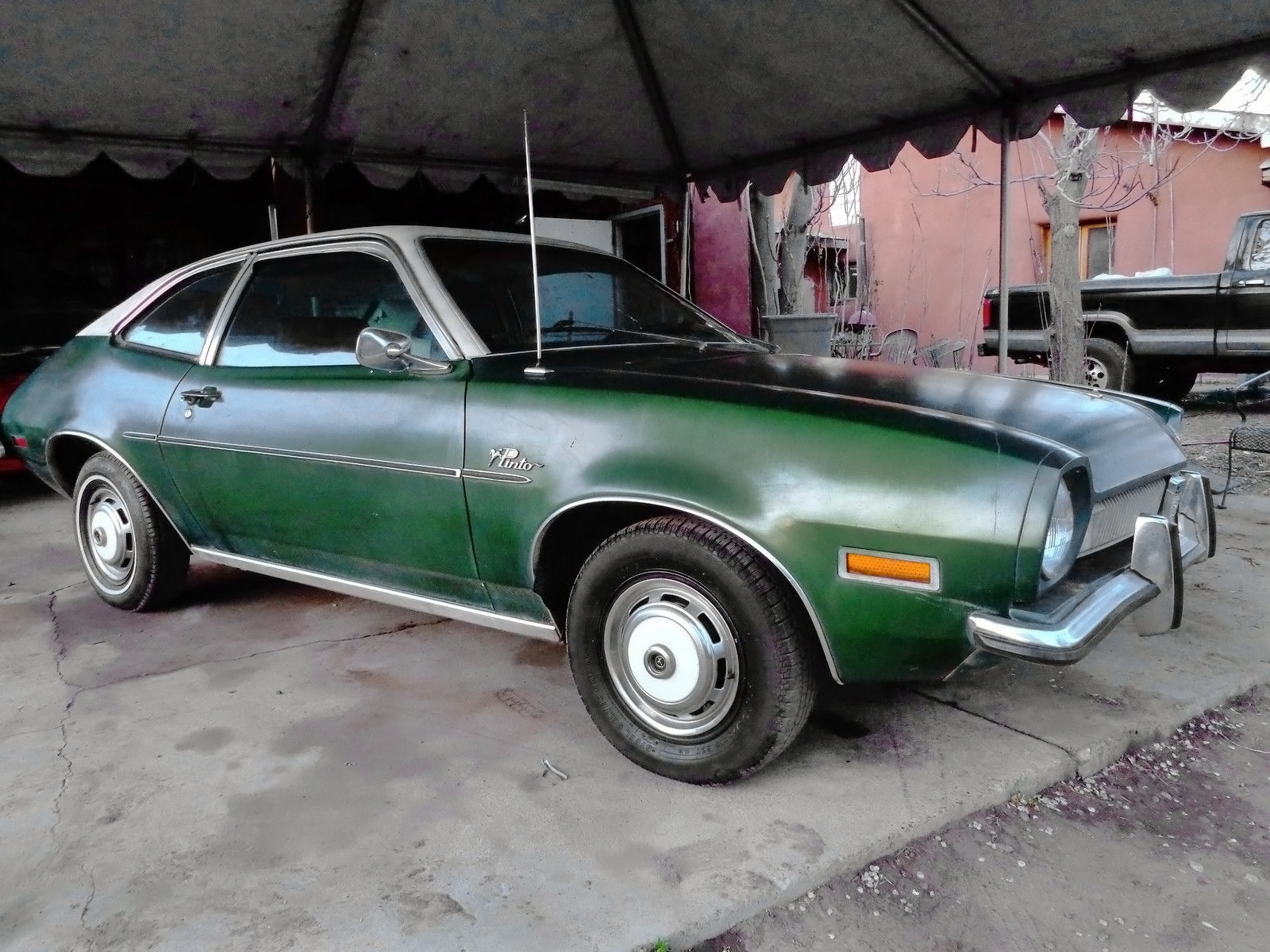 041516 barn finds 1972 ford pinto 1