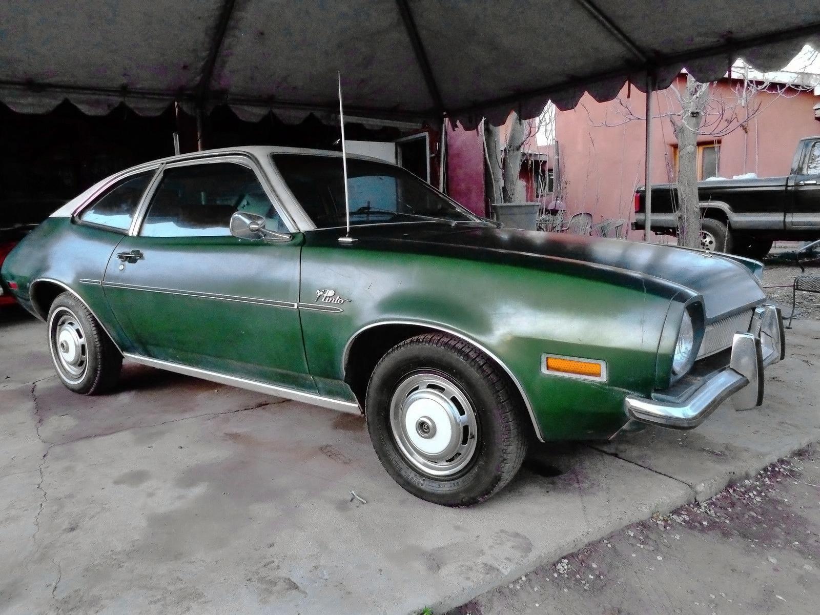 Desert Pony: 1972 Ford Pinto