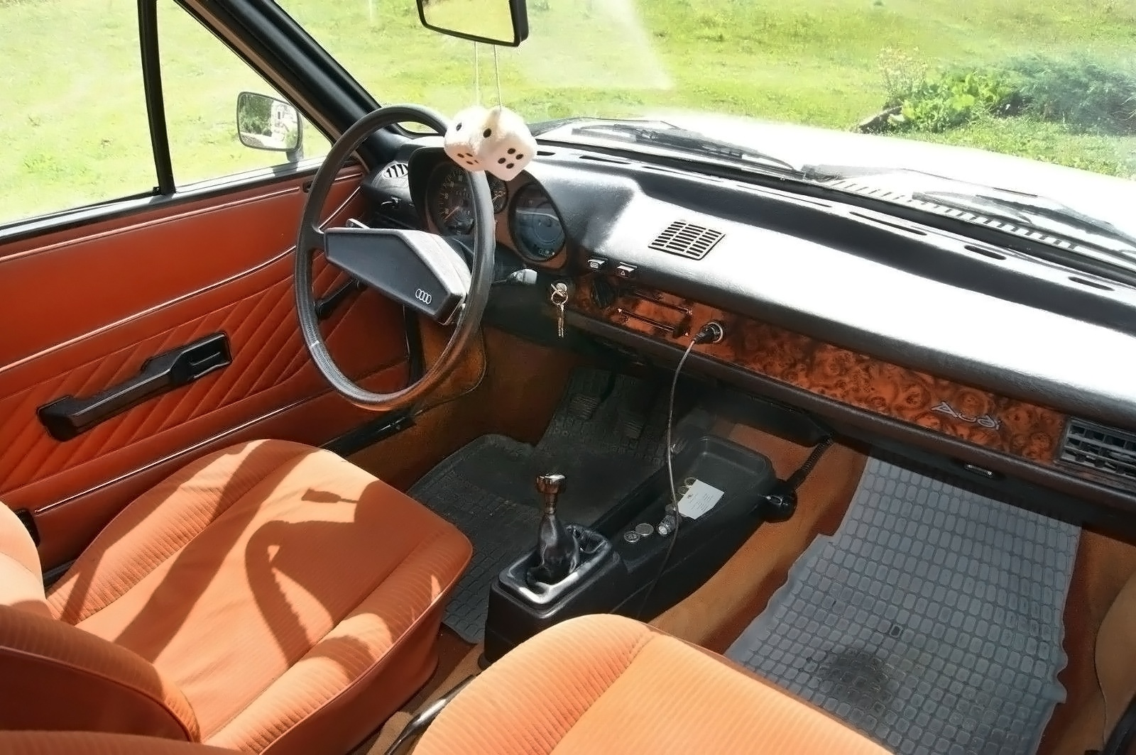 Foxy Lady 1975 Audi 80 L Fuse Box 041516 Barn Finds 80l 4