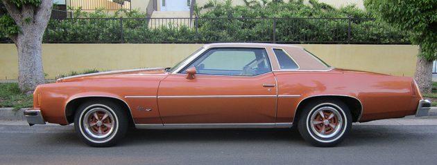 041516 Barn Finds - 1977 Pontiac Grand Prix - 2