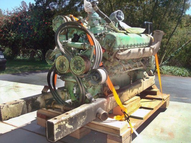 041516 Barn Finds - 19xx RR Tank Engine - 1