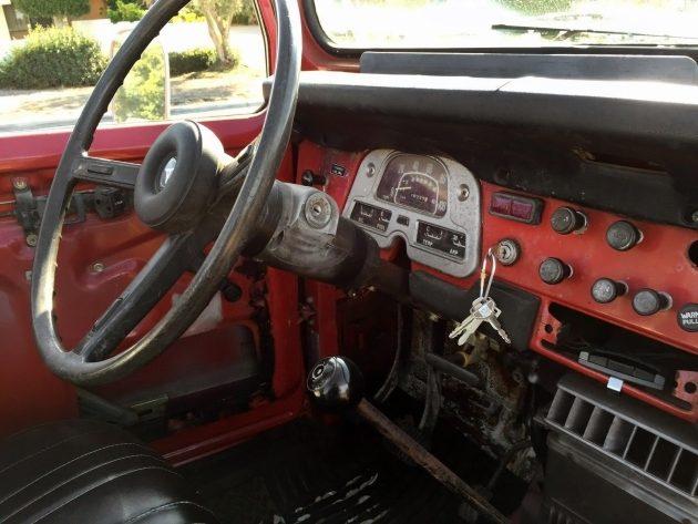 041616 Barn Finds - 1978 Toyota Land Cruiser FJ40 - 3