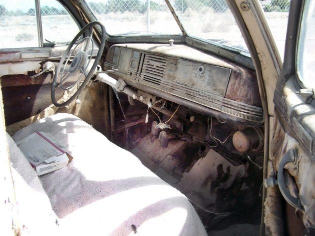 041716 Barn Finds - 1940 Dodge D14 Sedan - 3