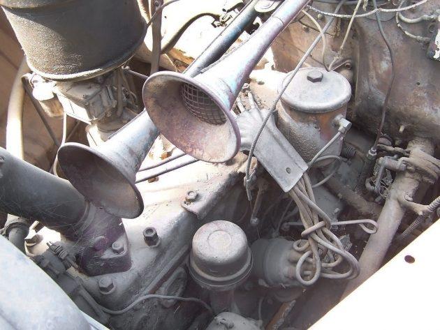 041716 Barn Finds - 1940 Dodge D14 Sedan - 4