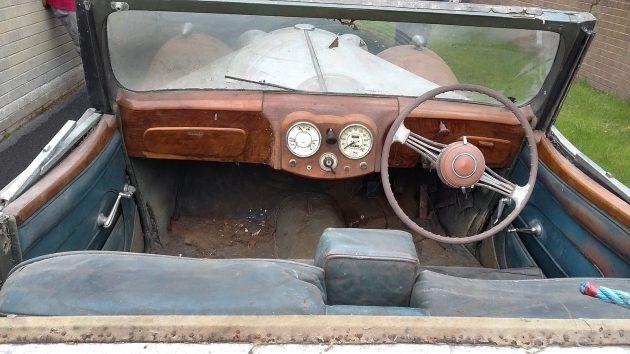 041816 Barn Finds - 1947 Triumph Roadster - 3
