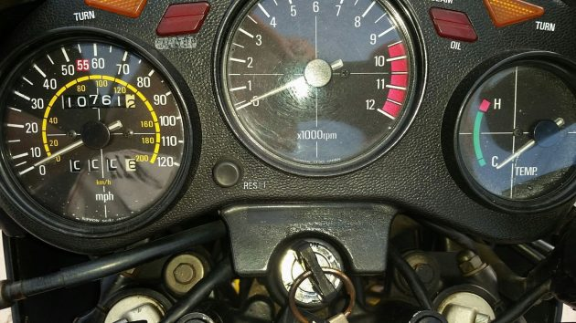 041816 Barn Finds - 1984 Yamaha RZ 350 - 4