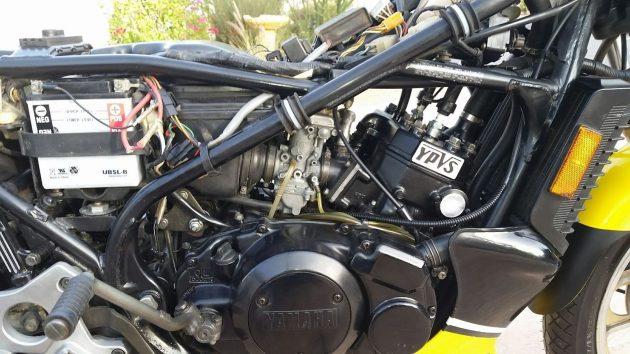 041816 Barn Finds - 1984 Yamaha RZ 350 - 5