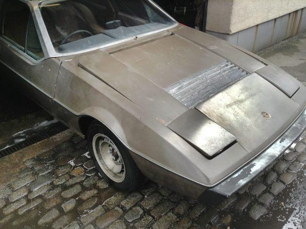 042016 Barn Finds - 1974 Lotus Elite - 1