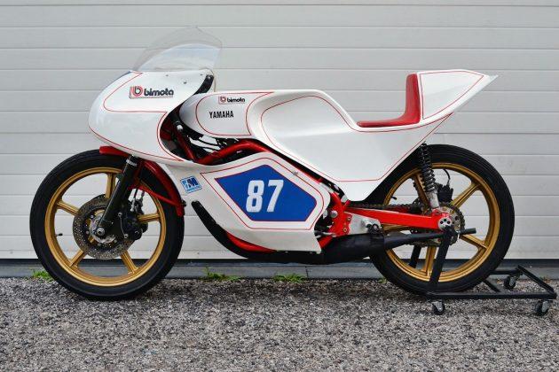Bellissimo Bimota: 1975 Bimota-Yamaha 350 YB1