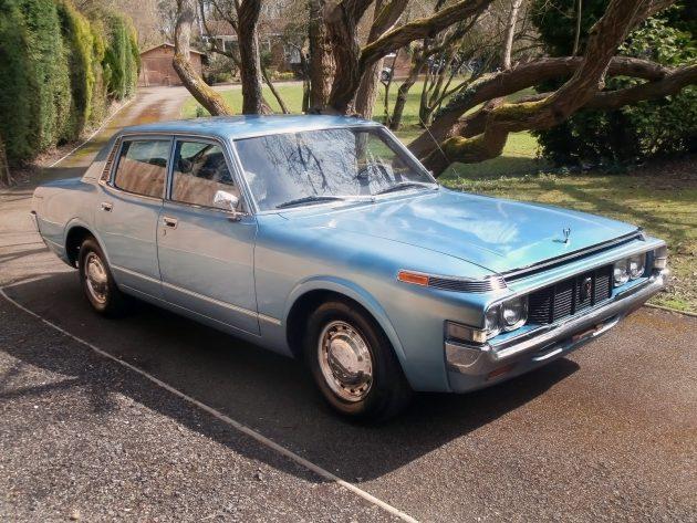 Crowning Glory: 1974 Toyota Crown