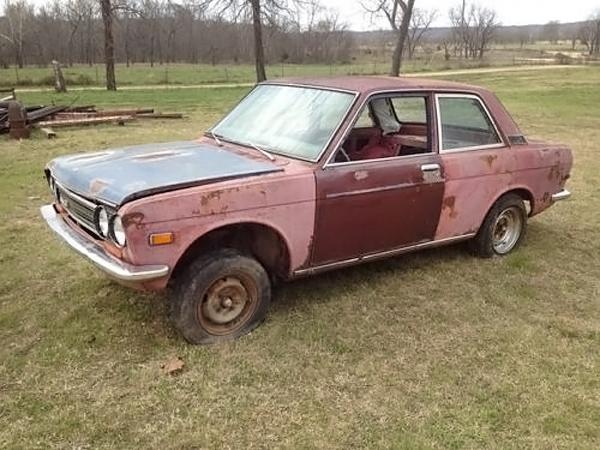 042216 Barn Finds - 1972 Datsun 510 - 1