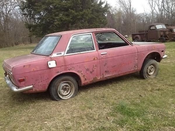 042216 Barn Finds - 1972 Datsun 510 - 3