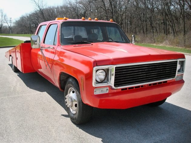 042216 Barn Finds - 1978 Chevrolet C30 - 2