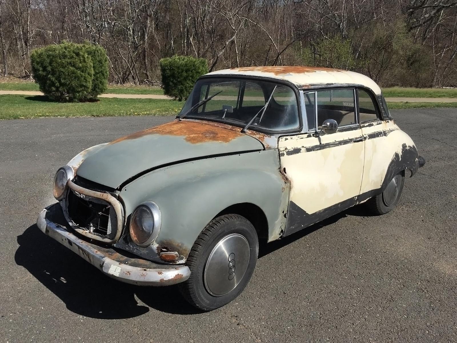 ambitious project 1962 auto union 1000s