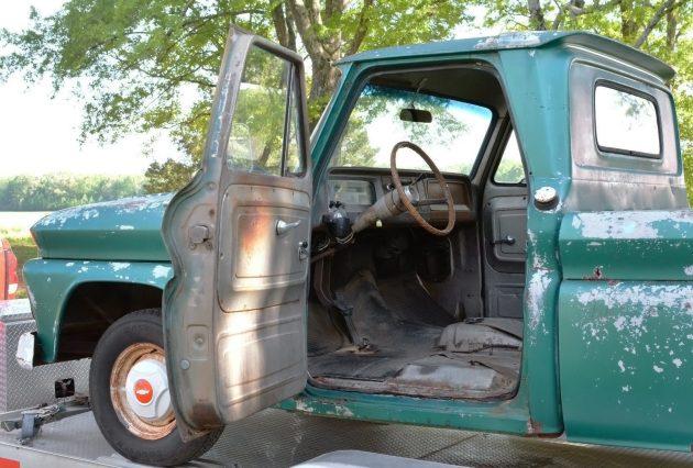 042416 Barn Finds - 1966 Chevrolet C10 Fleetside - 5
