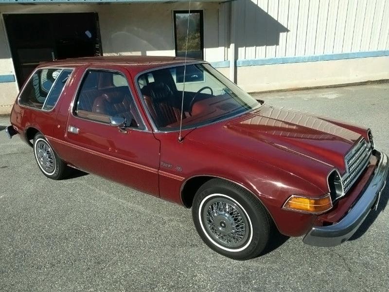 Wide Wagon: 1978 AMC Pacer V8 Wagon