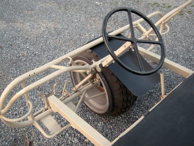 042516 Barn Finds - 1960 FN AS24 airborne folding trike - 3