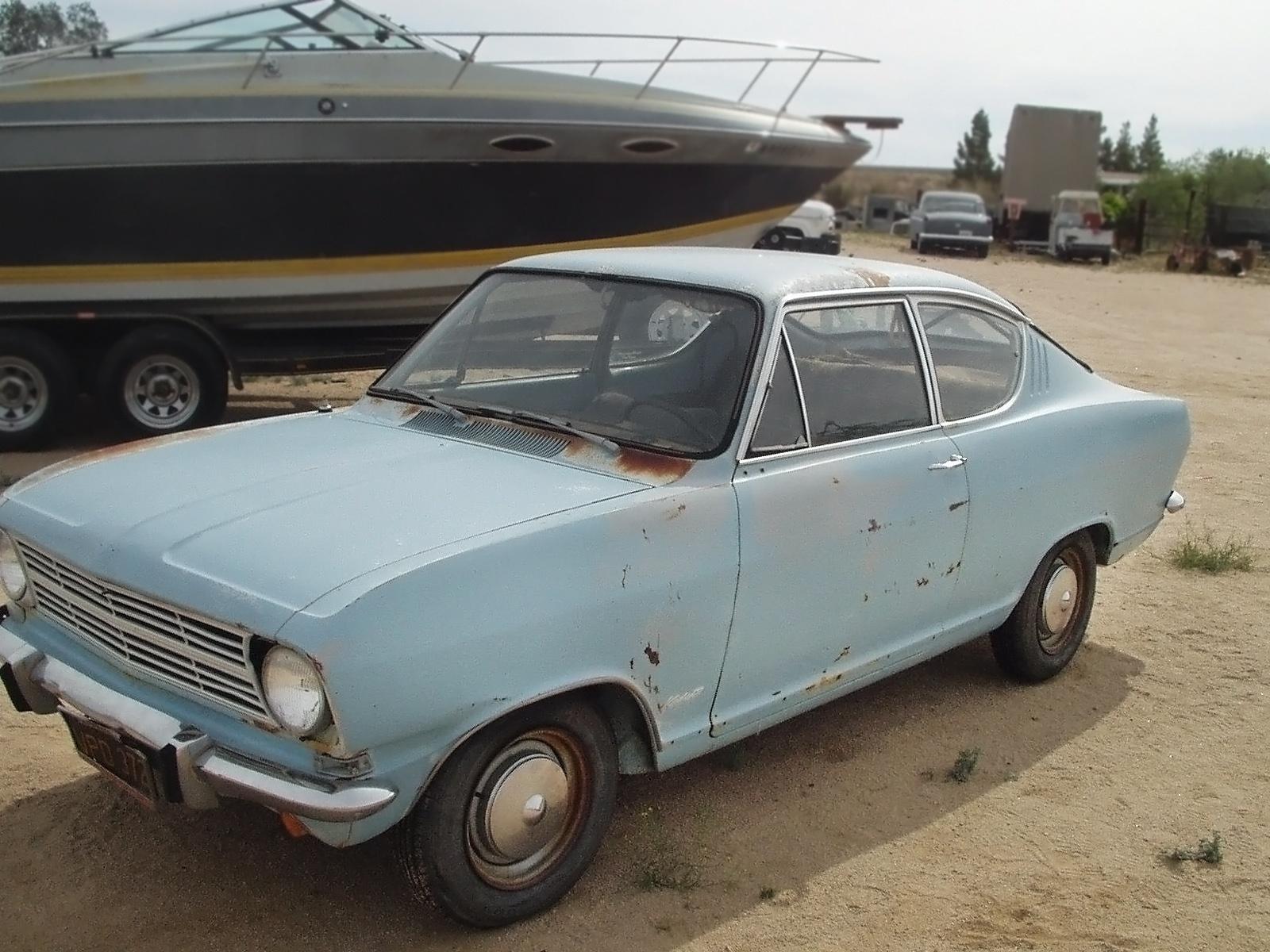 Opel kadett for sale usa