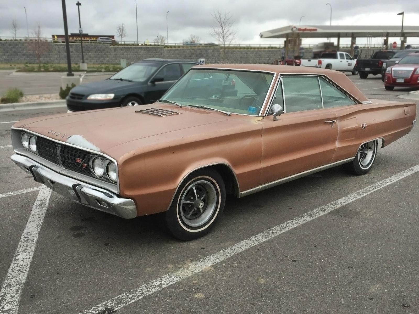 95% Original: 1967 Dodge Coronet R/T