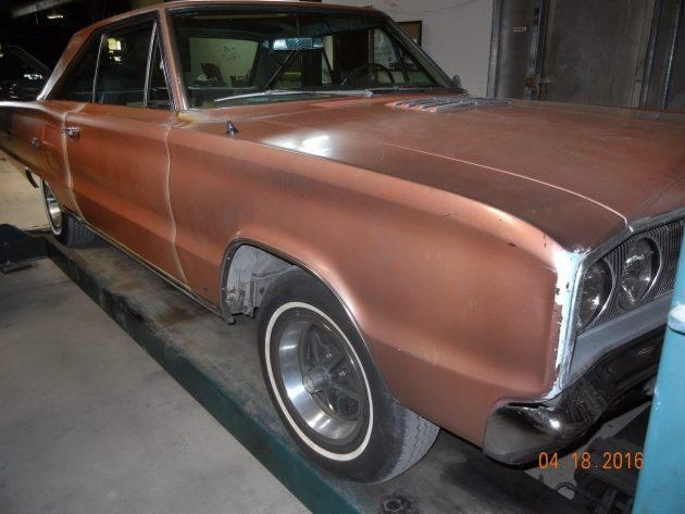 042616 Barn Finds - 1967 Dodge Coronet RT - 2