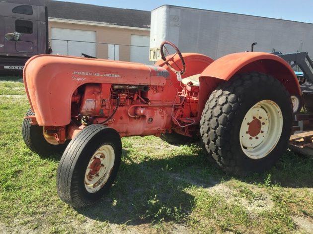 042716 Barn Finds - 1960 Porsche Diesel Super - 1