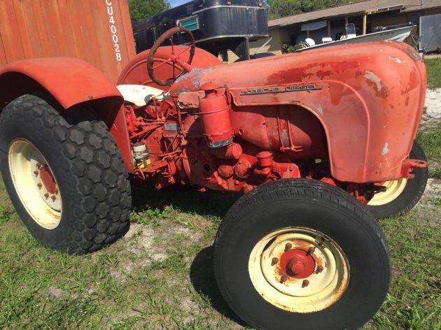 042716 Barn Finds - 1960 Porsche Diesel Super - 2