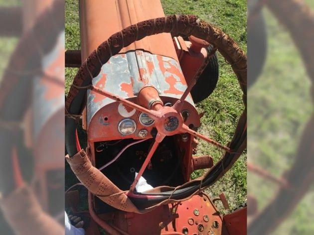 042716 Barn Finds - 1960 Porsche Diesel Super - 3