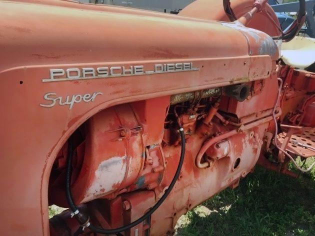 042716 Barn Finds - 1960 Porsche Diesel Super - 4