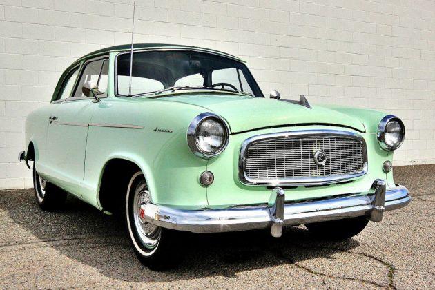 042816 Barn Finds - 1959 AMC Rambler American - 1