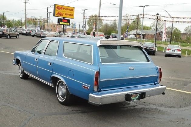 042816 Barn Finds - 1978 AMC Matador wagon - 3