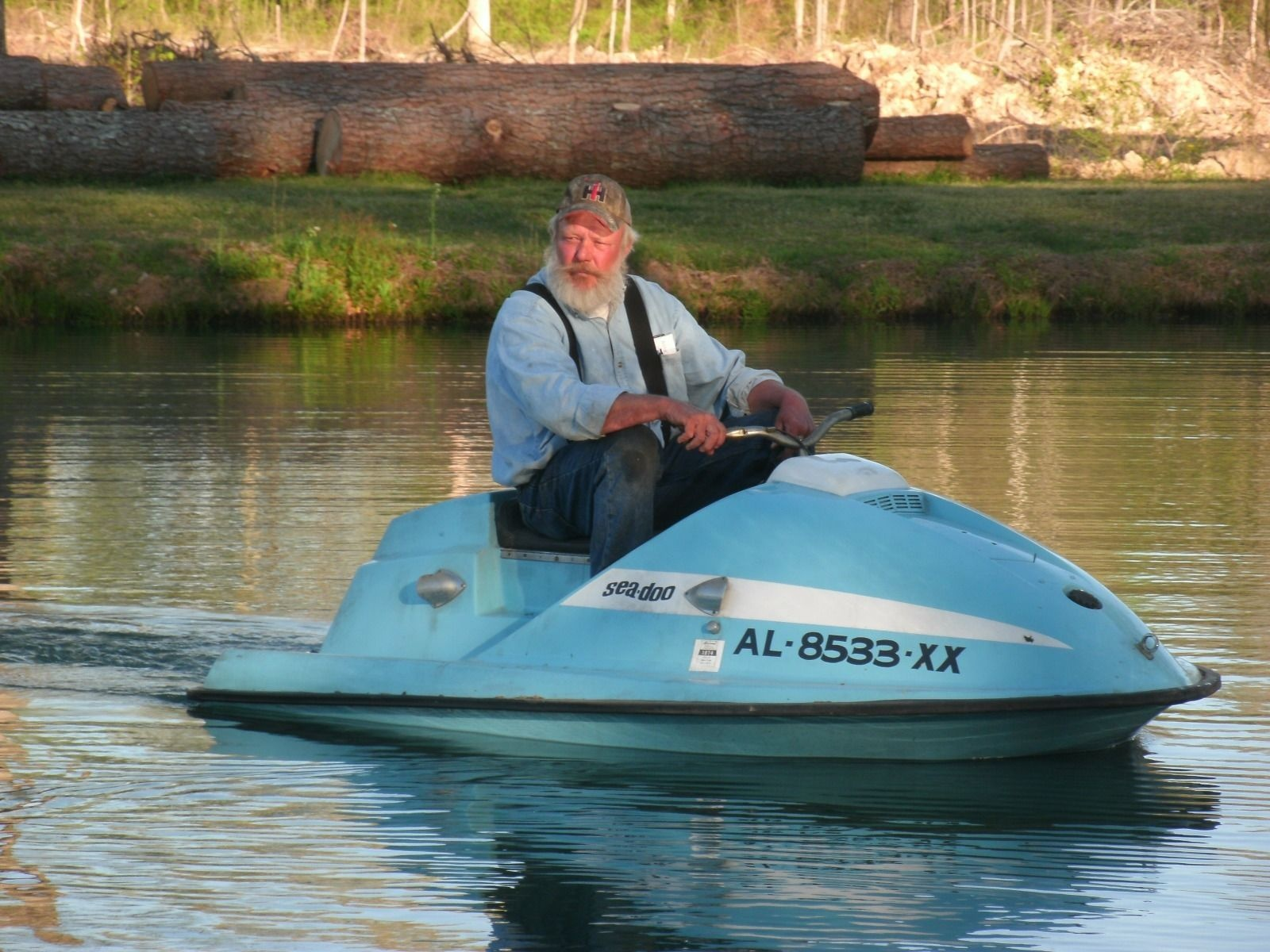 Sea Doo Bombardier >> True Blue Sea-Doo: 1970 Sea-Doo 372