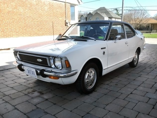043016 Barn Finds - 1972 Toyota Corolla - 2