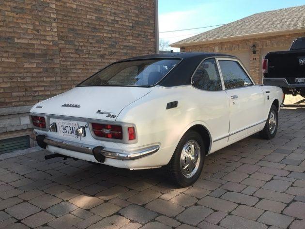 043016 Barn Finds - 1972 Toyota Corolla - 3