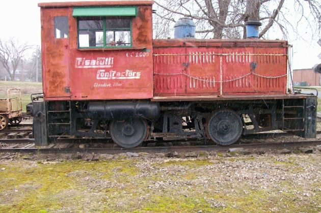 Plymouth Made Trains, Too?