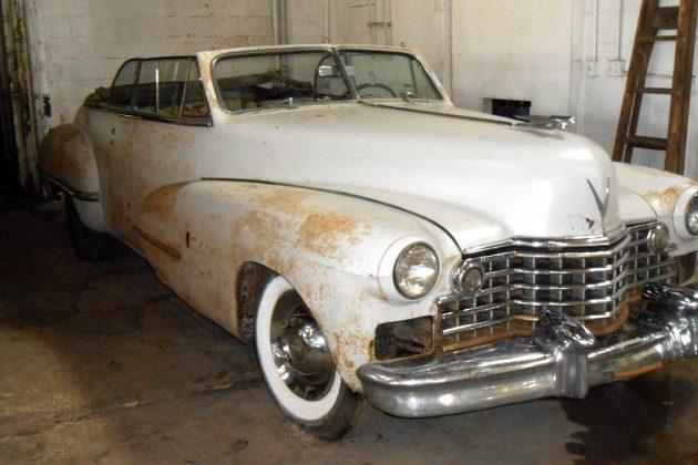 1942 Cadillac 62 Convertible
