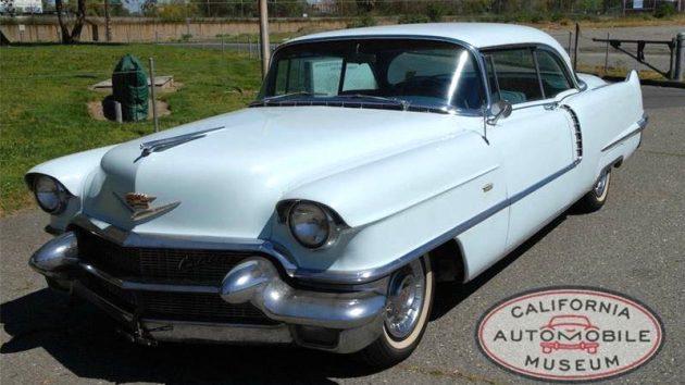 Long Story: 1956 Cadillac Series 62